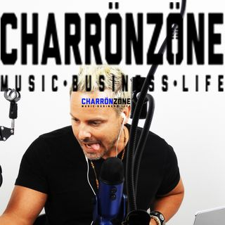 Charron Zone podcast Tim Smidge music biz relationships and networking tips and tricks