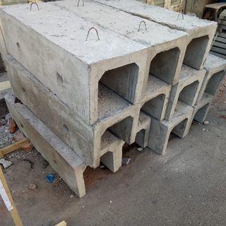 Jual U Ditch  Gorong-gorong Beton Pracetak ☎ 0852 1900 8787 (MegaconPerkasa.com)