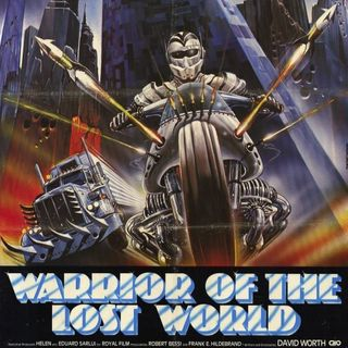 AOTBM Podcast - 38 - Warrior of the Lost World
