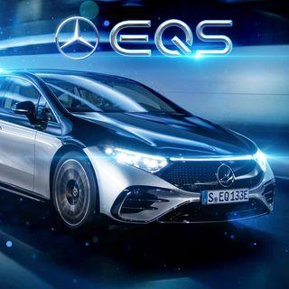 58. Mercedes-Benz EQS Reveal | vs. Lucid Air Grand Touring & Tesla Model S Plaid+