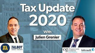 Tax Update 2020