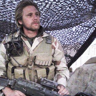 Krigaren – vad som händer med soldaten när han kommer hem.