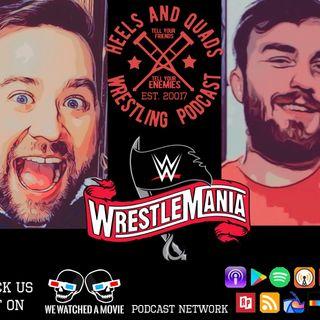 209. WrestleMania 36