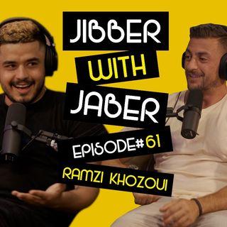 Social media Dubai, we set the Trend | Ramzi Khozoui | The Dubai Lad |  EP 61 Jibber With Jaber
