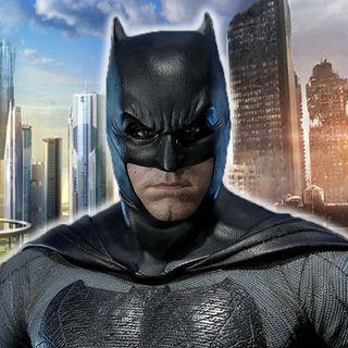 Batman försvararen; med gäst Marcus Follin