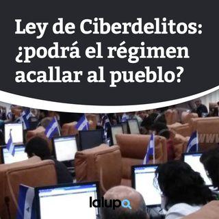 Ley de Ciberdelitos: ¿podrá el régimen acallar al pueblo?