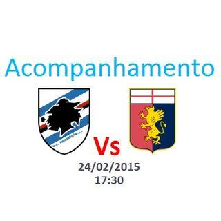 Itália - Sampdoria vs Genoa