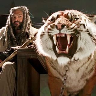 """The Walking Dead S07E02 """"The Well"""""""