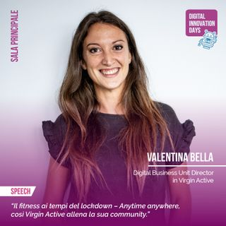 Valentina Bella | Virgin - Il fitness ai tempi del lockdown: anytime e anywhere
