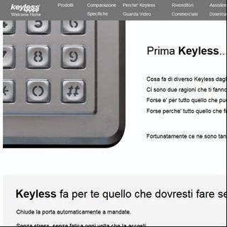 Ospite: Keyless.it, nuove chiavi e l'internet delle cose