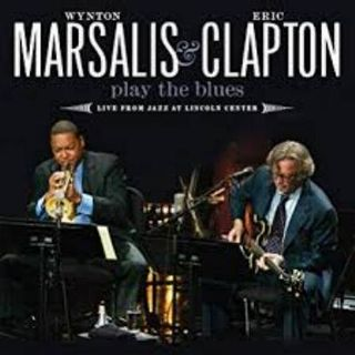 Wynton Marsalis- Eric Clapton - Taj Mahal - Just A Closer Walk With Thee