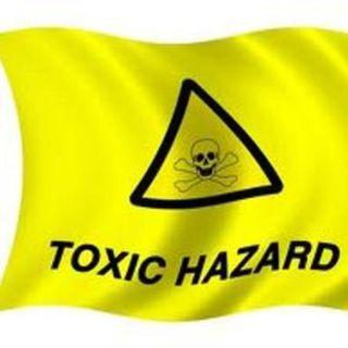 31/h14 Toxic Hazard