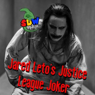 Jared Leto's Justice League Joker