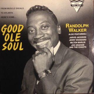 Randolph Walker on WRFG 12-13-17
