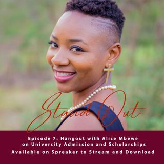 Episode 7-Chat with Dr. Alice Mbewe