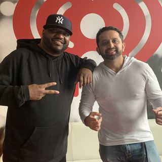 Aries Spears With Dj Pup Dawg