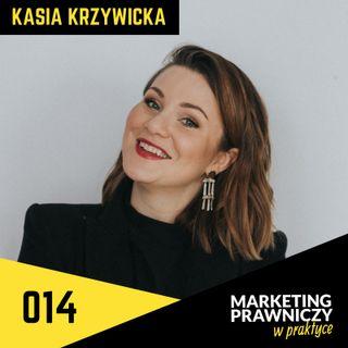 MPP#014 Prawnik małych przedsiębiorców i digital lawyer – Kasia Krzywicka