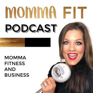 Momma Fit Podcast Episode 54: Ways To Combat Stress Eating