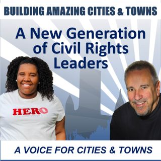 The Amazing Cities and Towns Podcast Anjellica Scott
