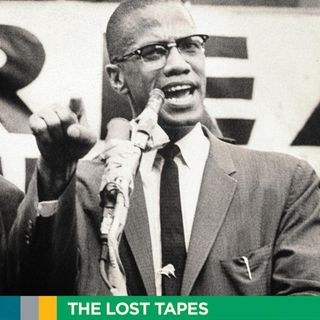 Tom Jennings The Lost Tapes Malcolm X
