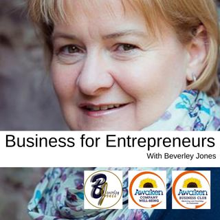 Business For Entrepreneurs With Beverley Jones