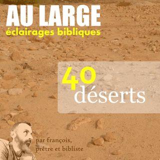 #24 Désert 7 - La voix du Seigneur épouvante le désert (Ps 28)