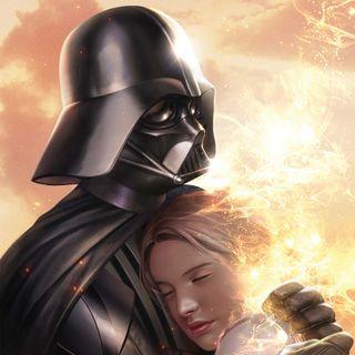 Star Wars Splash Page #192 -- She
