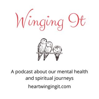 Winging It Episode 1: Unprepared and Showing Up Anyway