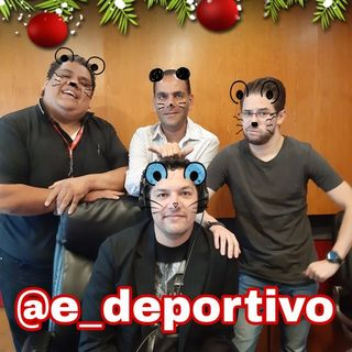 Mientras los gatos no están, los ratones hacen fiesta, Espacio Deportivo de la Tarde 05 de Diciembre 2019