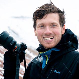 Ep. 25 - Fotografare il cambiamento climatico con Luca Fontana