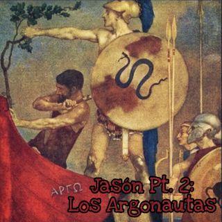 Jasón Pt. 2: Los Argonautas
