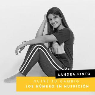 Cap. 6 - Sandra - Los numeros en nutrición