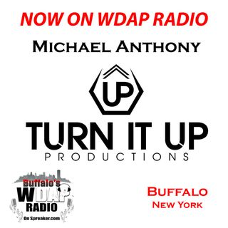 Turn It  Up Live with Michael Anthony/Celina