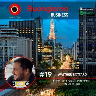 Business 19: Aprire una startup in Brasile in 20 minuti