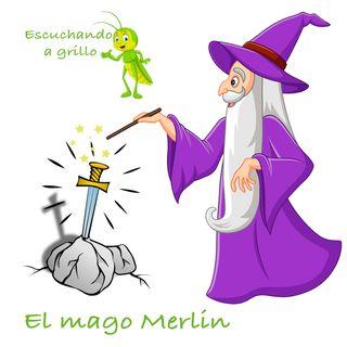 05 El Mago Merlín