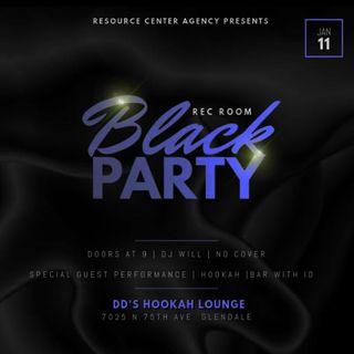 #RCA Party TONIGHT @ DD Lounge