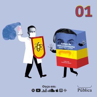 EP 01 | Pandemia e perseguição