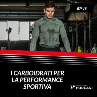Invictus podcast ep. 16 - Edoardo Tacconi - I carboidrati per la performance sportiva