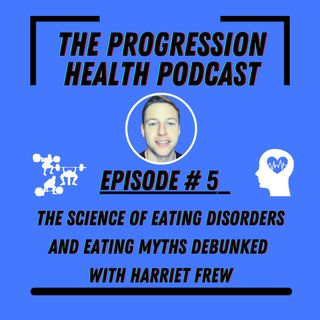 Episode 5 Harriet Frew the eating disorder therapist