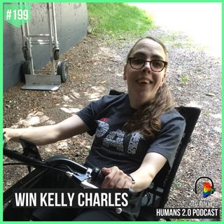 199: Win Charles | Winning With Cerebral Palsy in a Non-Disabled World