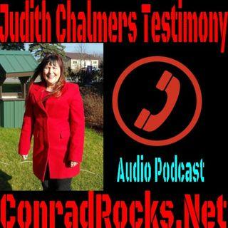 Judith Chalmers Testimony for Jesus