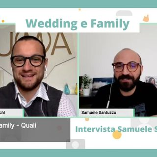 Intervista a Samuele Santuzzo, Family & Wedding Photographer