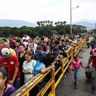 #27Ago Así Amanece Venezuela 3 Migración prueba incredulidad en políticos