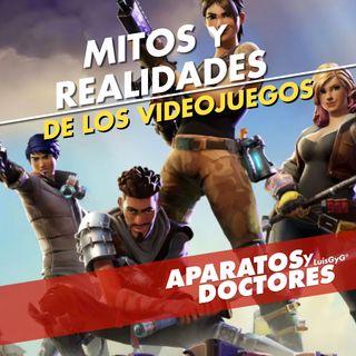 Mitos y realidades de los videojuegos en salud.