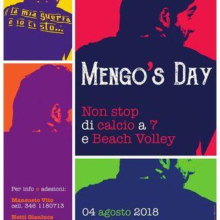 Mengo's Day - Le premiazioni delle squadre vincitrici