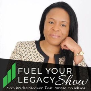 Episode 168: Mireille Toulekima, Stepping into greatness.