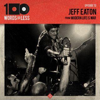 Jeff Eaton from Modern Life Is War