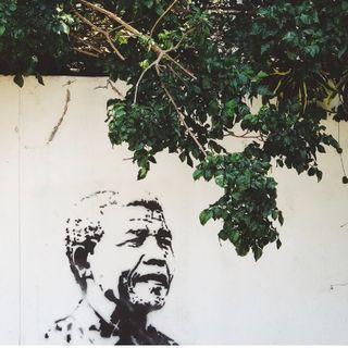 The Life Of Nelson Mandela And His Faith