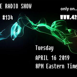 Coverage Radio Show #134 0 04-16-19