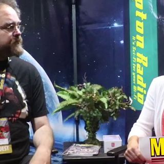 Visiting Metalocalypse with Producer/Director Jon Schnepp:an interview on the Hangin With Web Show